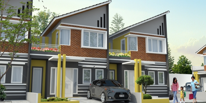 TOWN HOUSE Mewah, Terdekat Dari UIN Ciputat, Pamulang, Pondok Indah, Airport Pondok Cabe