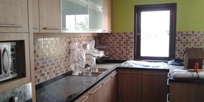 Kitchen Set Letter U – Rumah Mewah