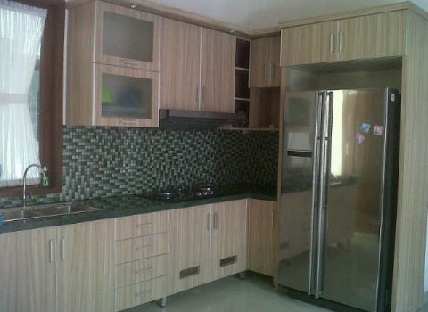 Interior KitchenSet – Bu Putri