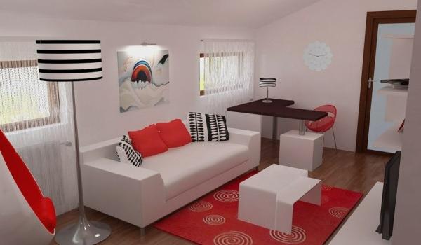 'Ngedesain' Ruang Keluarga Jadi Tema Minimalis