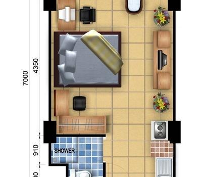 Paket HEMAT Interior Apartemen