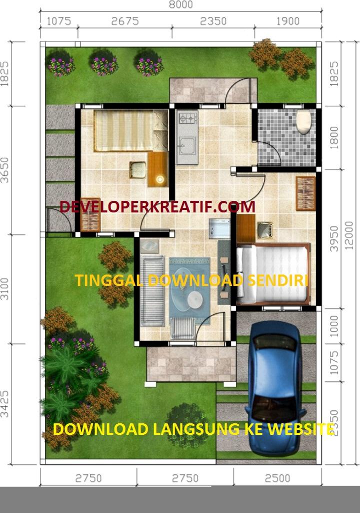 ebook developer kreatif desain rumah terkini lengkap