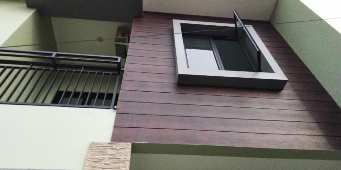 Renovasi Rumah 1 Lantai Jadi 2 Lantai, 4 Kamar, Terasa Luas Namun Hemat Biaya