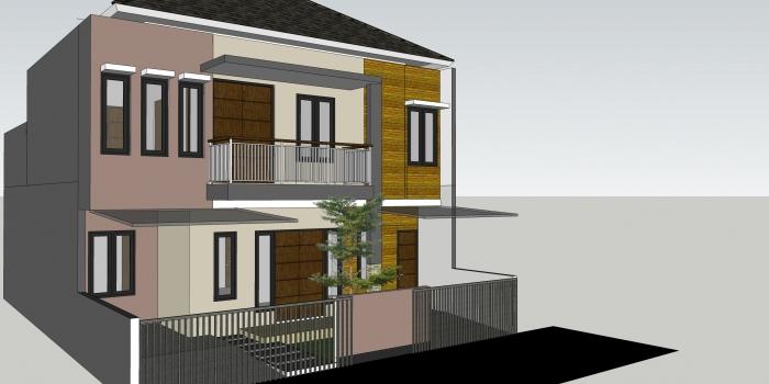 Renovasi Rumah 1 Lantai Jadi 2 Lantai, 2 Garasi, Hemat Biaya, Dan Sejuk Didalam